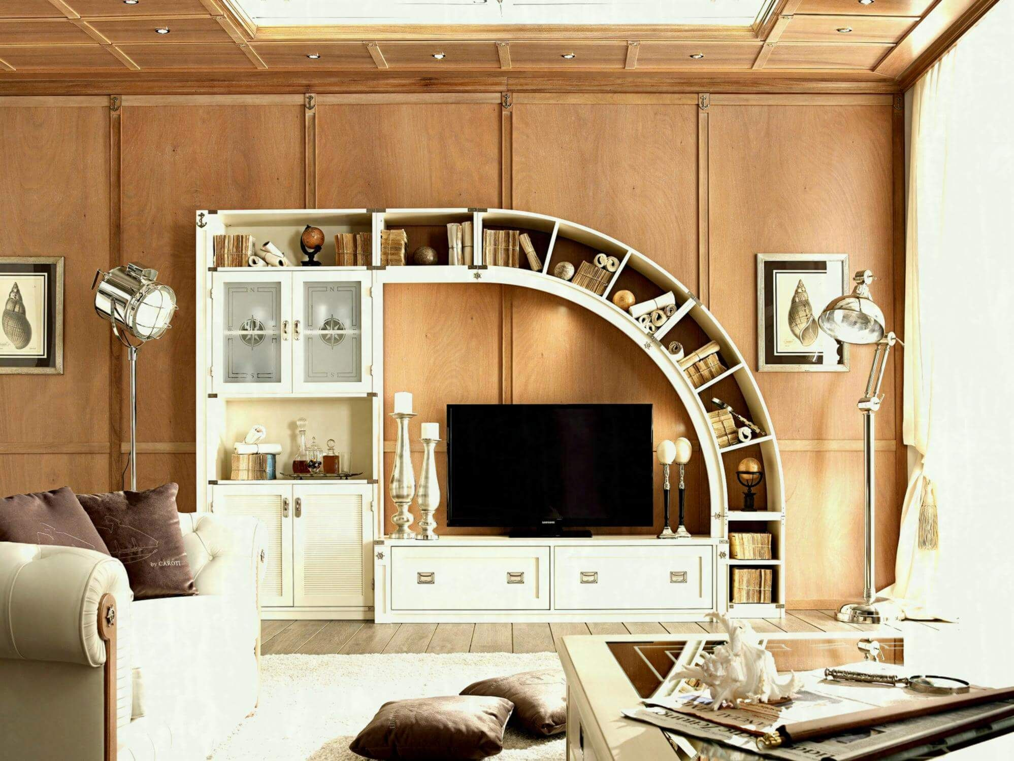 35 Modern Led Tv Wall Panel Designs For Your Living Room S