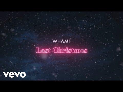 Wham! Last Christmas (Official Lyric Video) YouTube