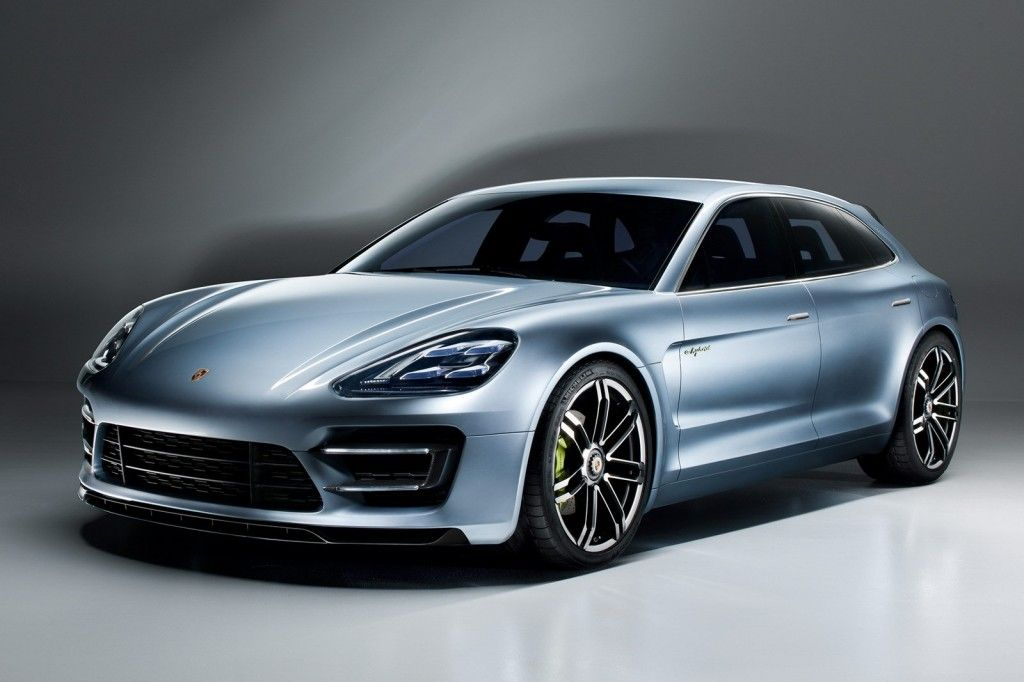 Porsche Panamera Sport Turismo Concept. This is what the