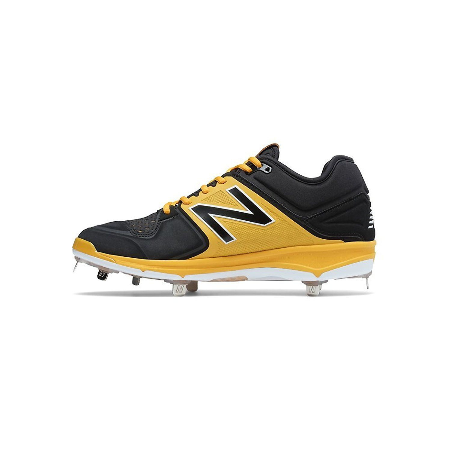 more photos 5e3ff 05843 New Balance 3000v3 Metal Cleats Low-Cut - Black Orange   Details can be  found by clicking on the image. (This is an affiliate link and I receive a  ...