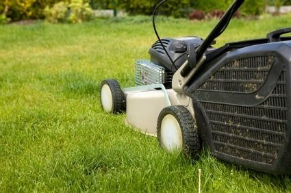 This guide contains lawn mowing tips. Included in the formula for having a beautiful lawn is knowing when and how to mow.