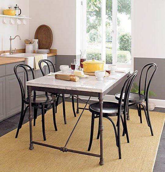 кухонный стол со стульями для кухни