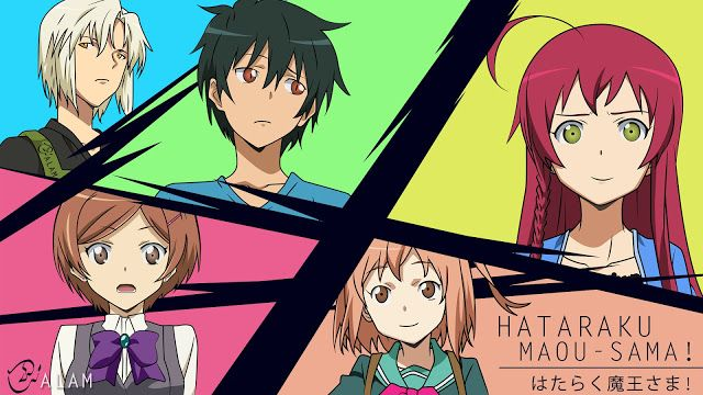 Hataraku Maou Sama Season 2 Release Date