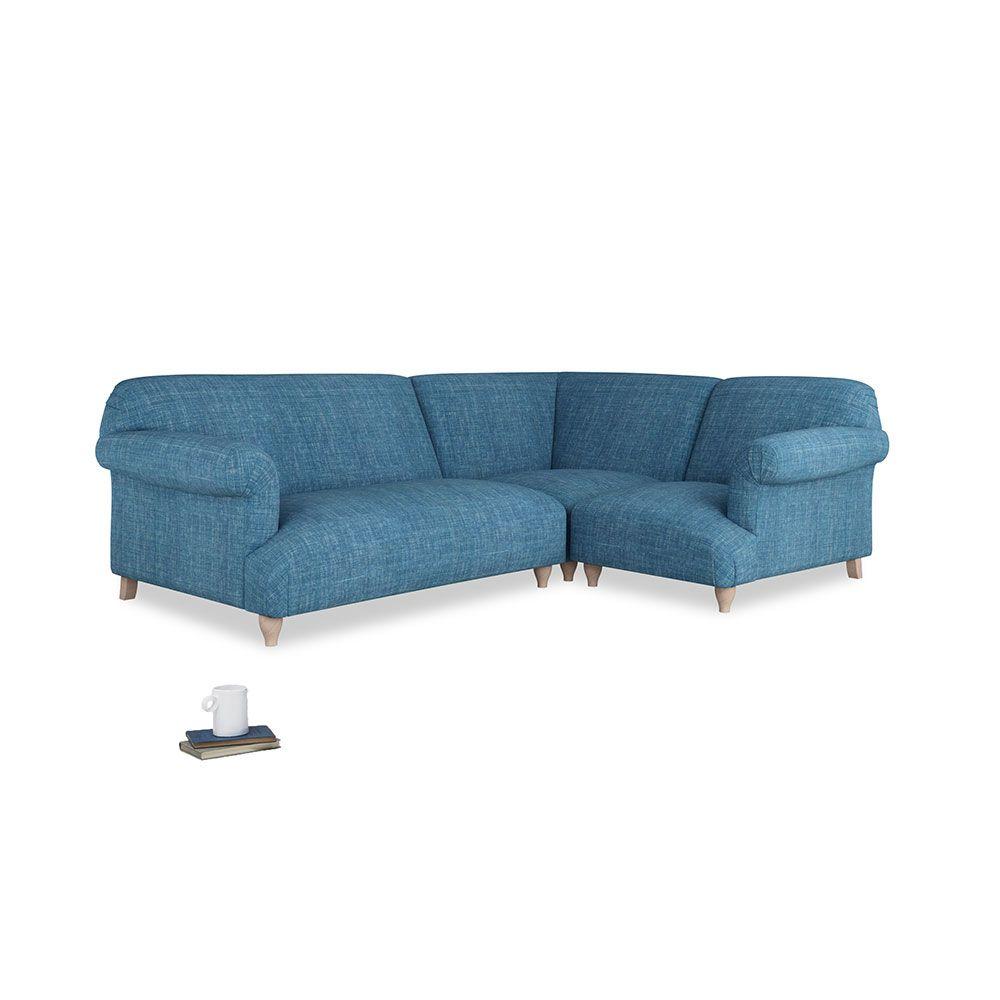Soufflé Modular Corner Sofa | Modular corner sofa, Modular ...