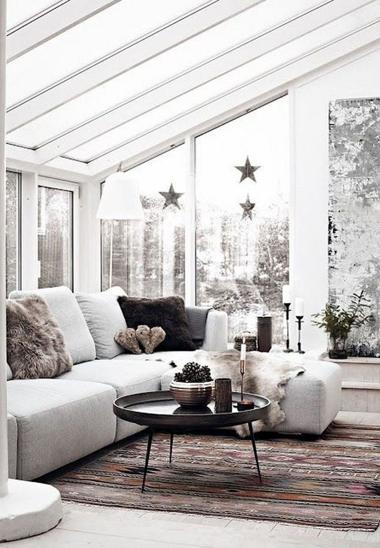 10+ Best And Airy Scandinavian Sunrooms Design Ideas  Home