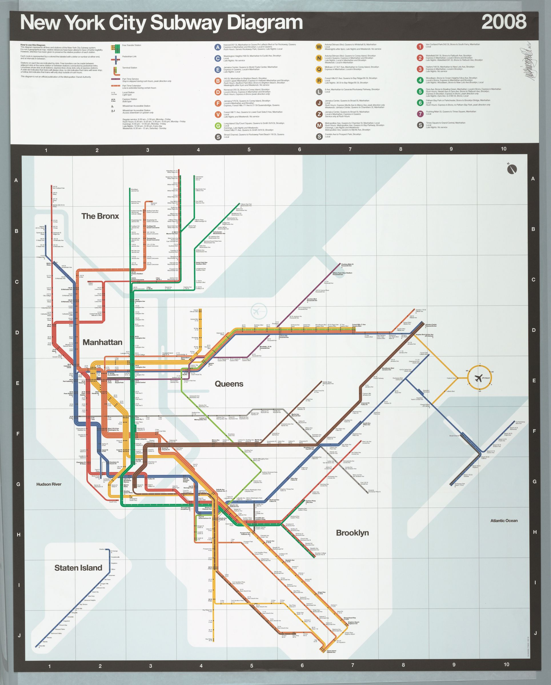 Nyc Subway Map Gamw.How Newton Goethe An Ornithologist And A Board Game Designer