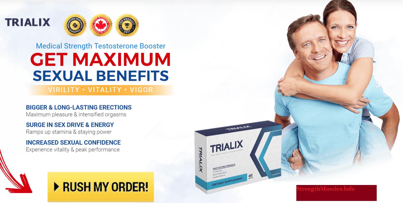 Trialix male enhancement review #Trialix_male_enhancement ...