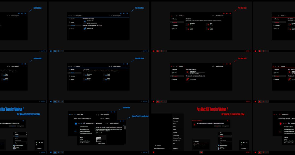 Make Nice Desktop Theme Windows 10 Theme Windows 7 Theme Windows 8 Icon Wallpaper Desktop Themes Windows 7 Themes Windows 10
