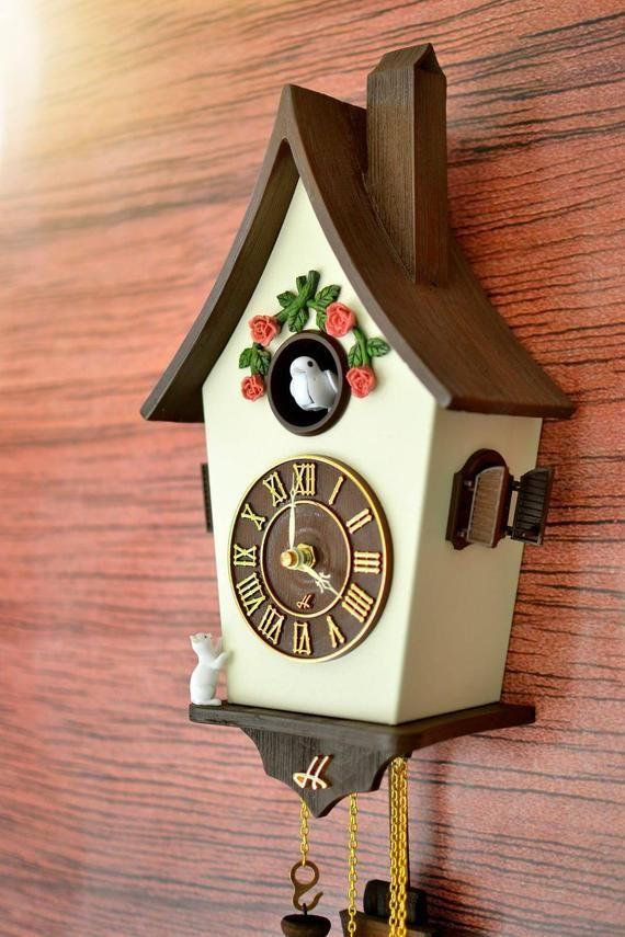Cuckoo Clock Wall Modern