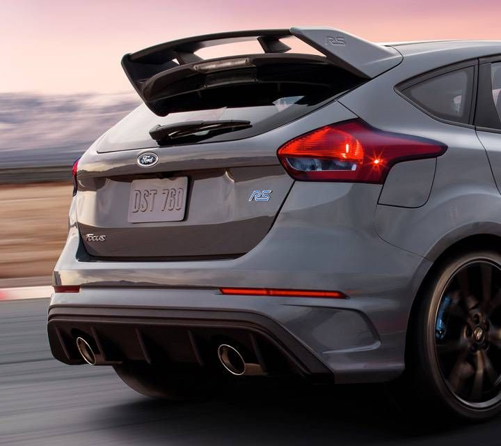 2017 Ford Focus Rs Hatchback The Legacy Continues Ford Com