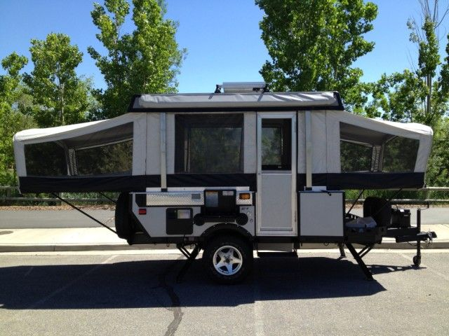 Pop Up Camper Off Road Google Search