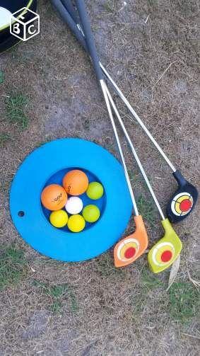 Jeu de golf decathlon ygolf putt putt ideas pinterest - Jeux exterieur decathlon ...