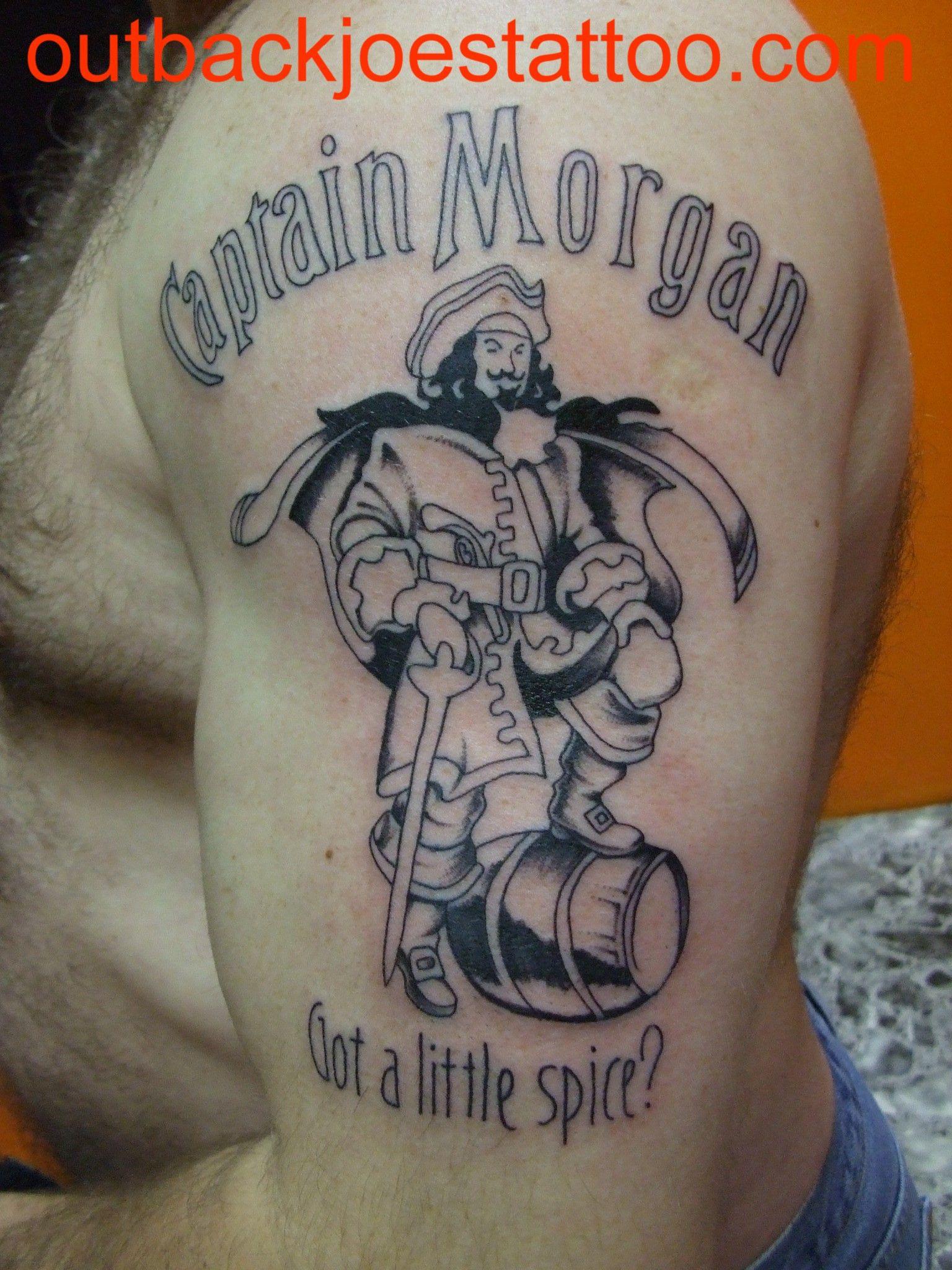 captain morgan tattoo - HD1536×2048