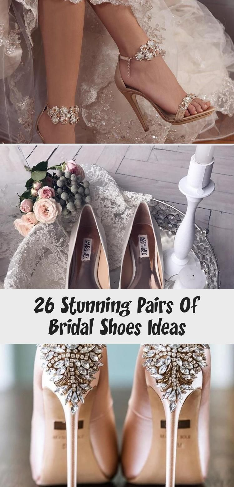 18 Stunning Pairs Of Bridal Shoes Ideas   Shoes , Bridal ...