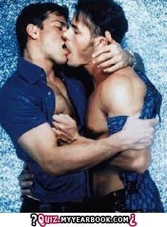 Hot Gay Guys Kissing