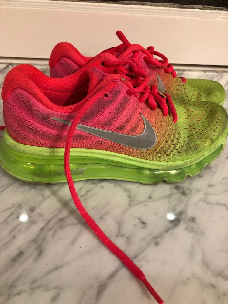 Nike Air Max Youthgirls Size 4 #fashion #clothing #shoes