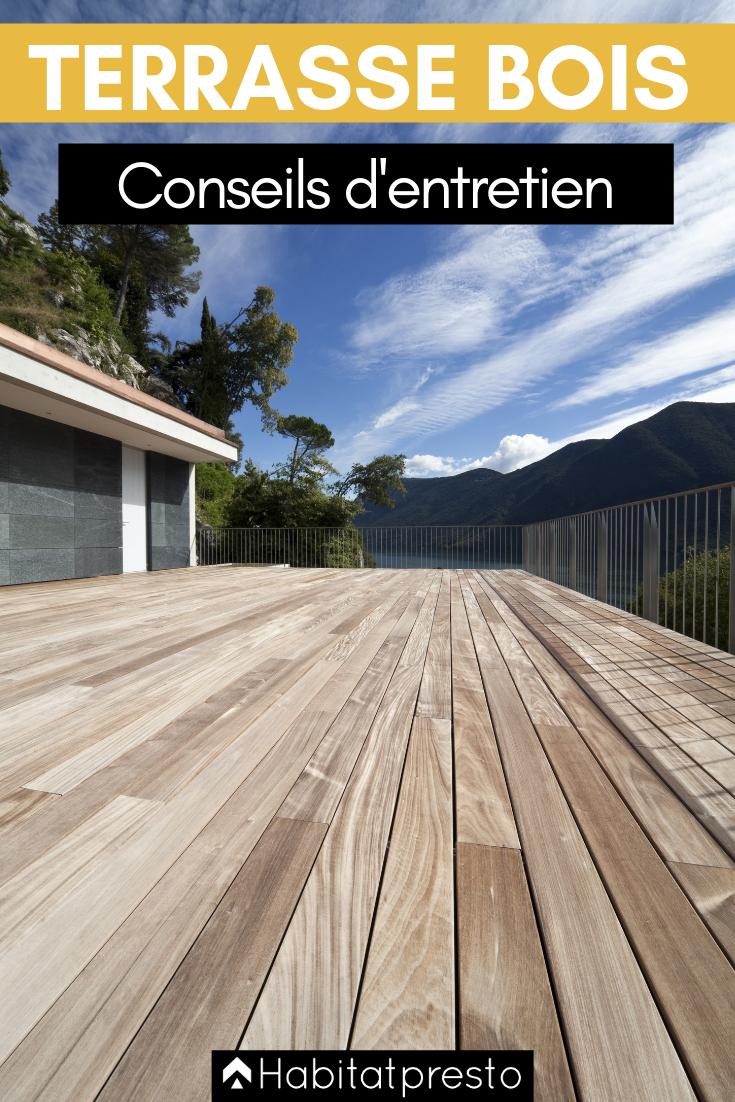 Comment Laver Sa Terrasse En Bois comment entretenir une terrasse bois ? 4 conseils