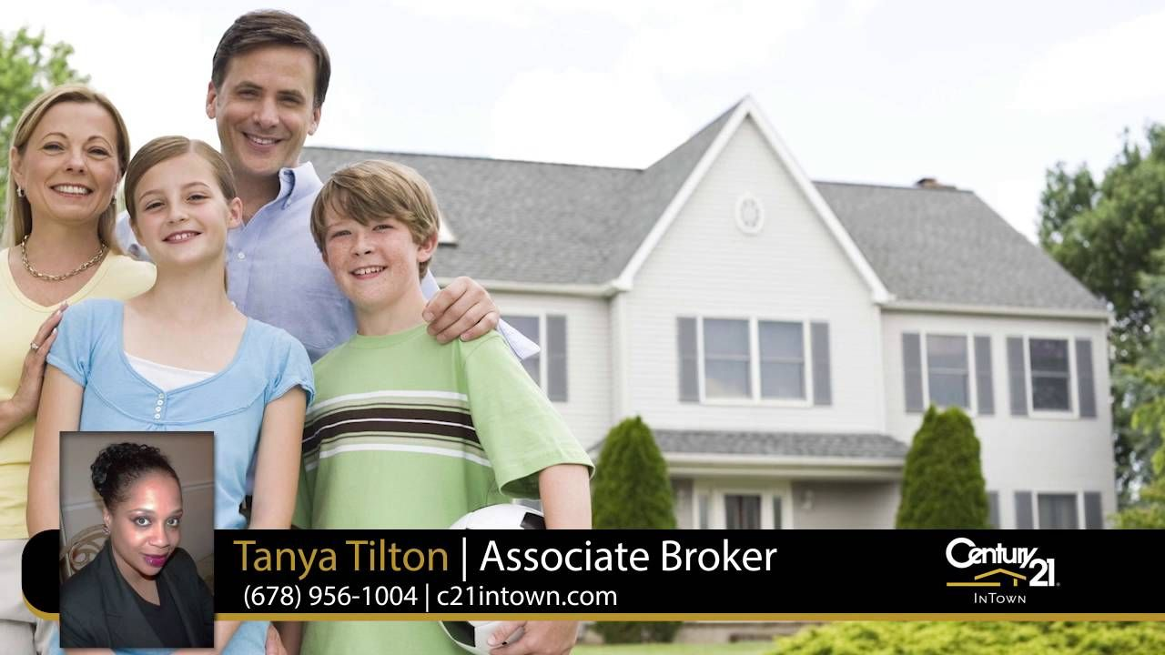 Century 21 intown real estate agents in atlanta