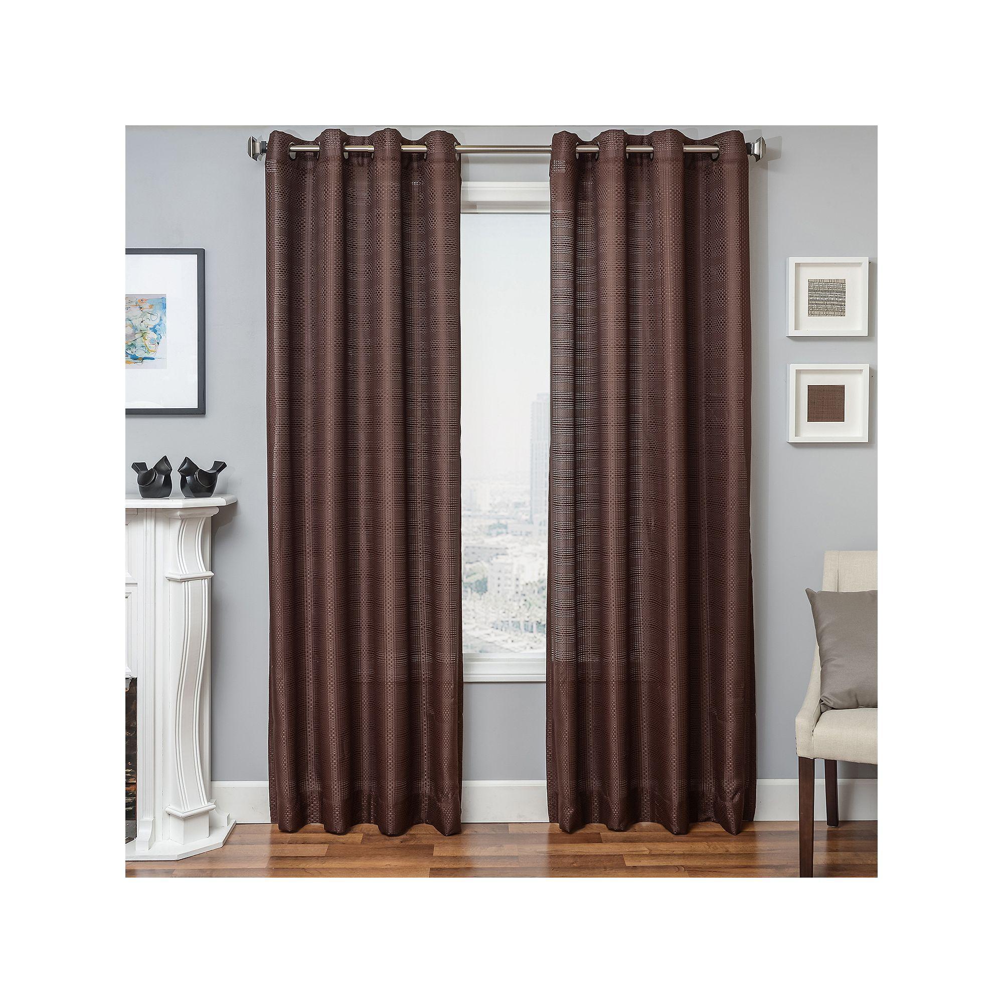 Softline baltimore sheer window curtain uu x uu sheer