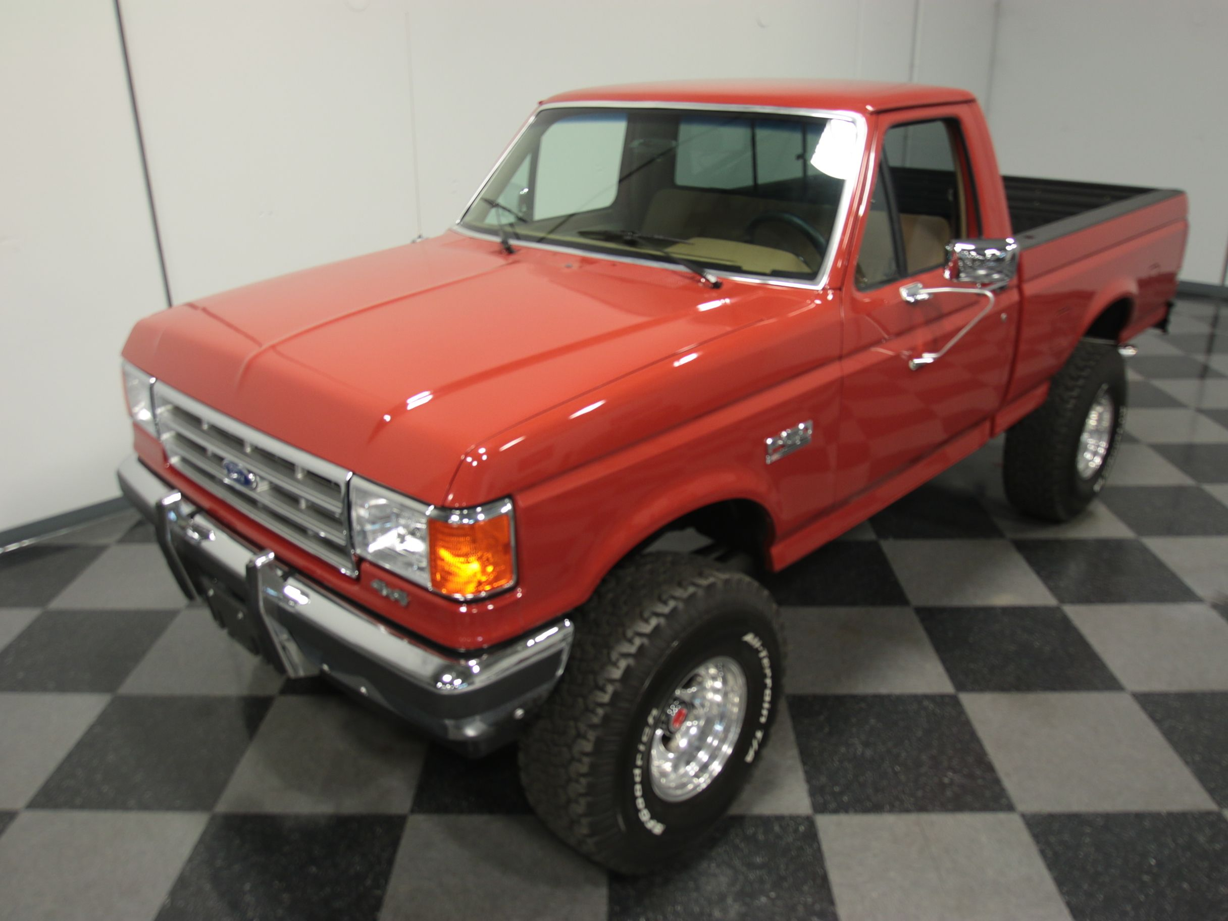 1987 Ford F 150 Streetside Classics The Nation S Top