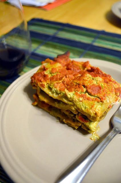 lasagna from oh she glows