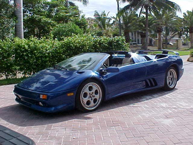 Genial Lamborghini Diablo