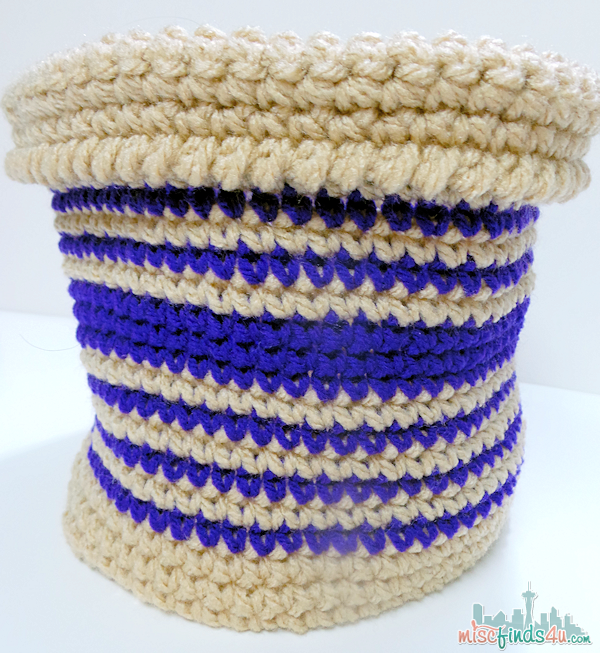 Crochet Storage Basket Pattern: Free and Easy | Seattle Lifestyle ...