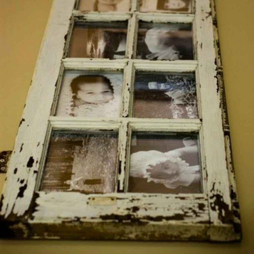 Old Window Frames Diy Ideas And Window Frame Crafts Clever Diy Ideas Old Window Projects Diy Projects Using Old Windows Window Frame Crafts