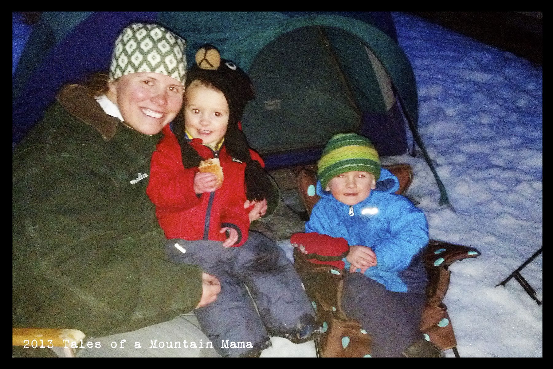 Photo of Tips for Winter Camping with Kids – Tales of a Mountain Mama