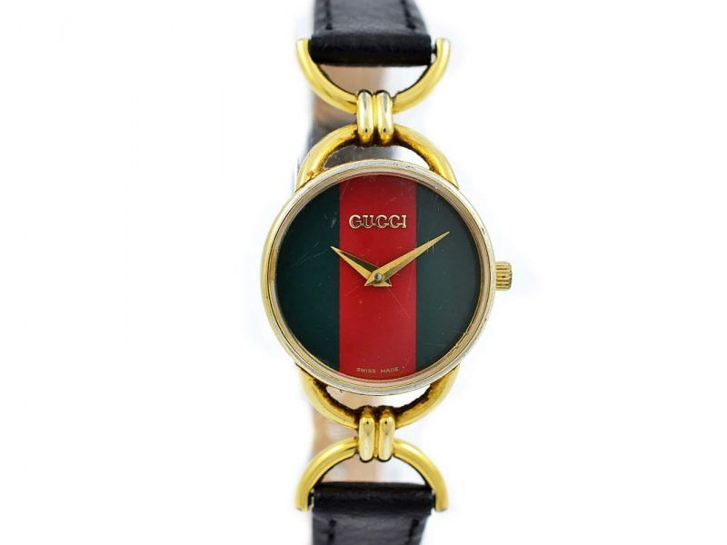 013d2110dec Gucci 6000.2.L Womens Quartz Watch SKU  1685