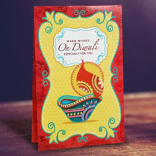 Diwali Greeting Card Making Ideas Part - 25: Pinterest