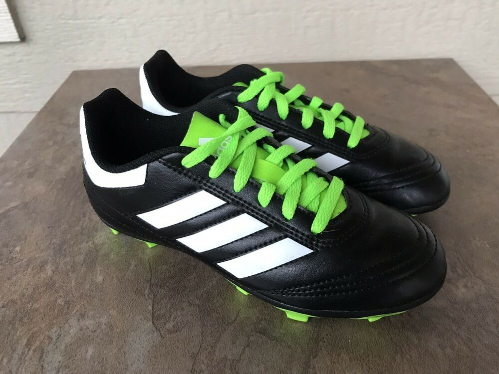 Adidas toddler kids youth kids outdoor soccer cleats black