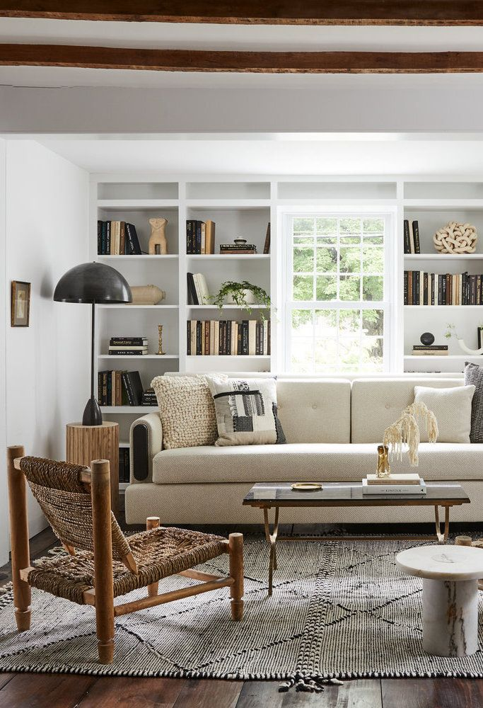 Living Room Library Design Ideas: Pin By Haute Design London On Haute Cottage