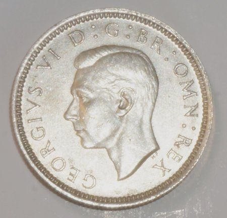 Rare Silver Coin 1944 Great Britain 6 Pence, Excellent Condition: Very Fine Details Visible  http://www.amazon.com/gp/product/B00K758F6O/?tag=p1nt-20