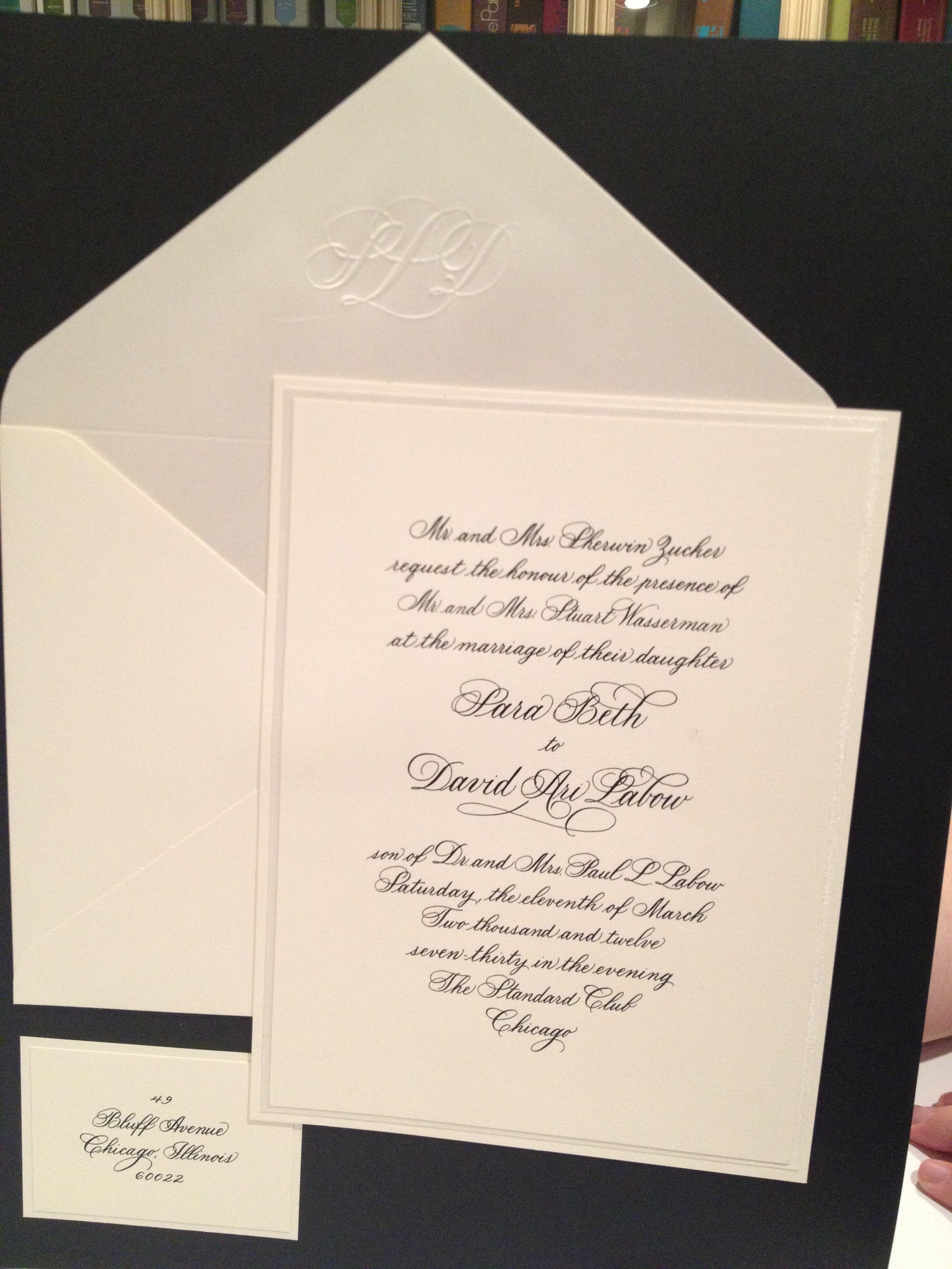 how to return address wedding envelopes%0A Arlene Segal Designs Love in Bloom Romance