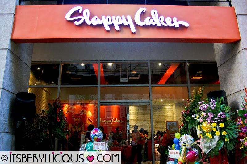 BERYLLICIOUS- A Food, Lifestyle and Travel Blog in the Philippines: Slappy Cakes- All Day Breakfast, All Day Fun! The ...