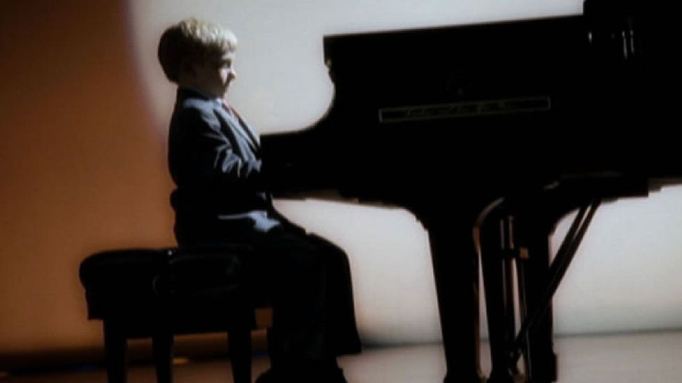 See The Encouragement Pass It On Commercial Boy Plays Piano