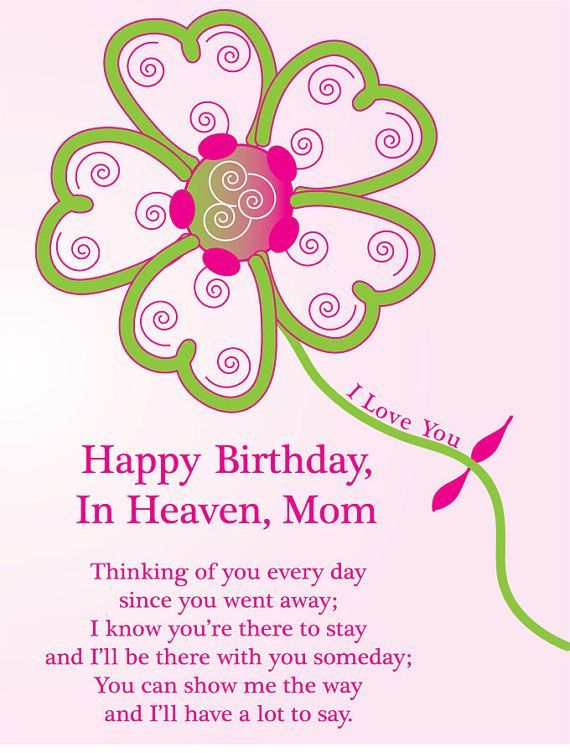 Posts For Happy Birthday For Deceased Mother Google Search