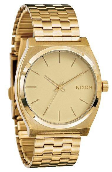 nixon uhr gold kinder