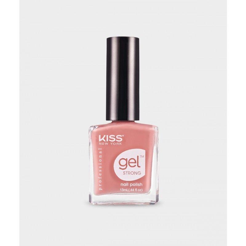 KSNY Gel Strong Nail Polish - Sweet Angel- by Kiss New York - Nail ...