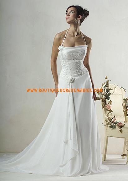 Robe de mariee blanche cdiscount