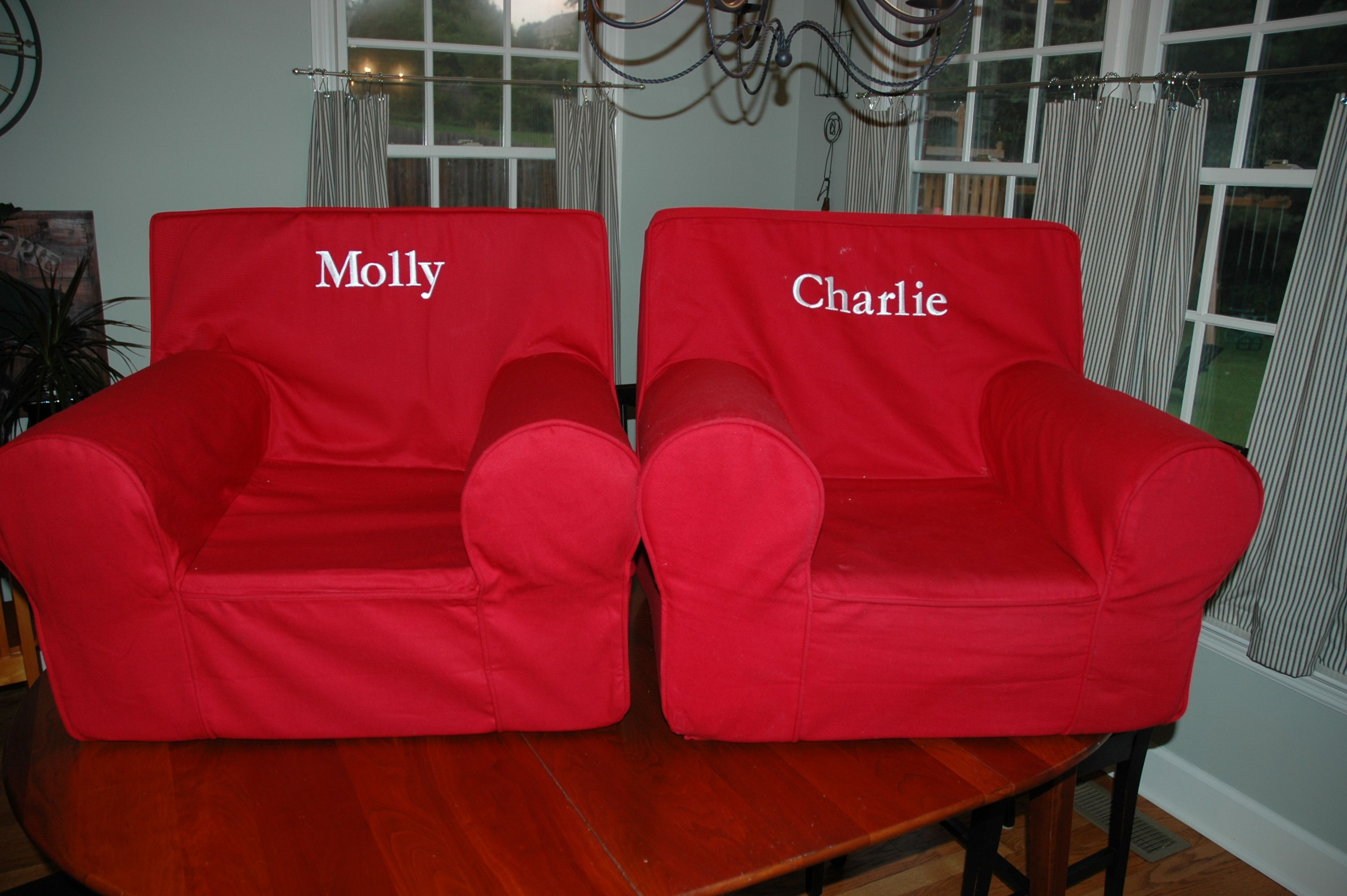How I Saved 54 On A Pottery Barn Anywhere Chair Diy Kids Chair
