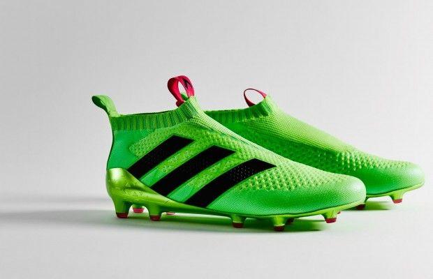 adidas dévoile la première chaussure de football sans lacets ...
