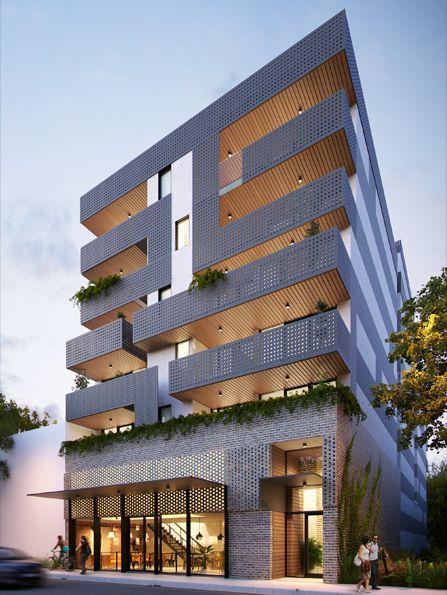 Seed Preston Dpg Modern Architecture Design Buildings Facade