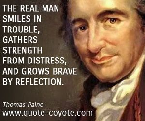 thomas paine quotes - Google Search