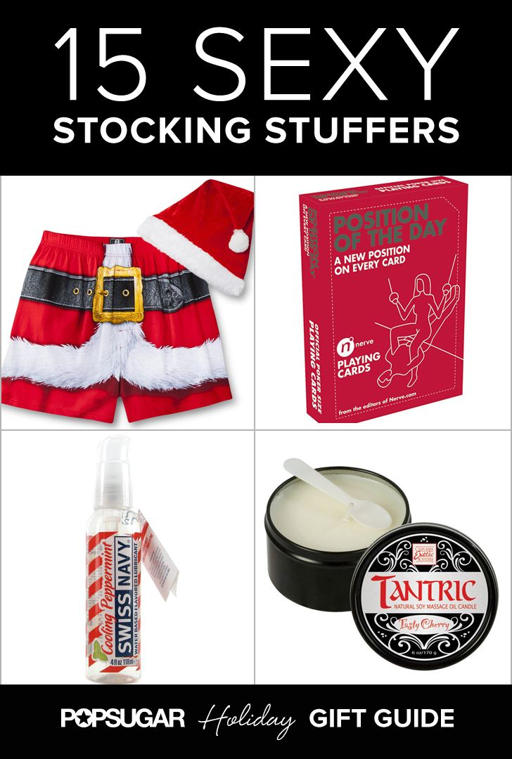 15 Sexy Stocking Stuffers For Your Significant Other