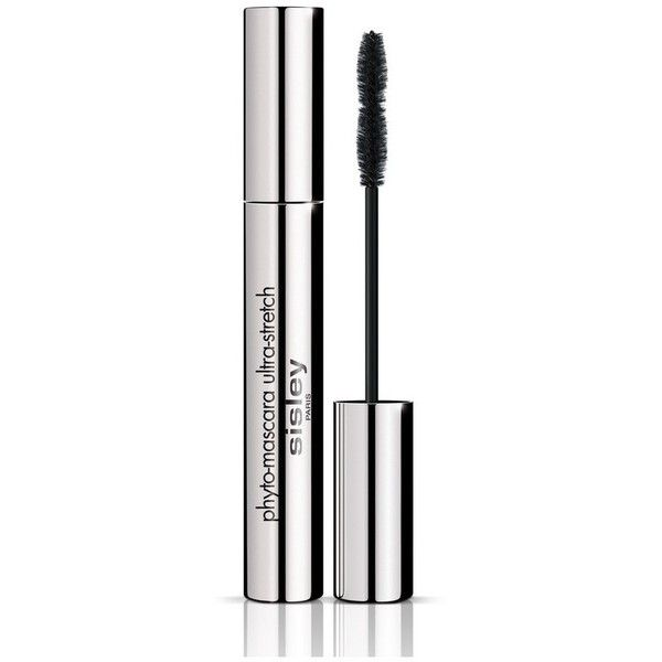 Sisley Paris Phyto-Mascara Ultra Stretch/0.27 Oz. (220 BRL) ❤ liked on Polyvore featuring beauty products, makeup, eye makeup, mascara, beauty, sisley mascara and sisley