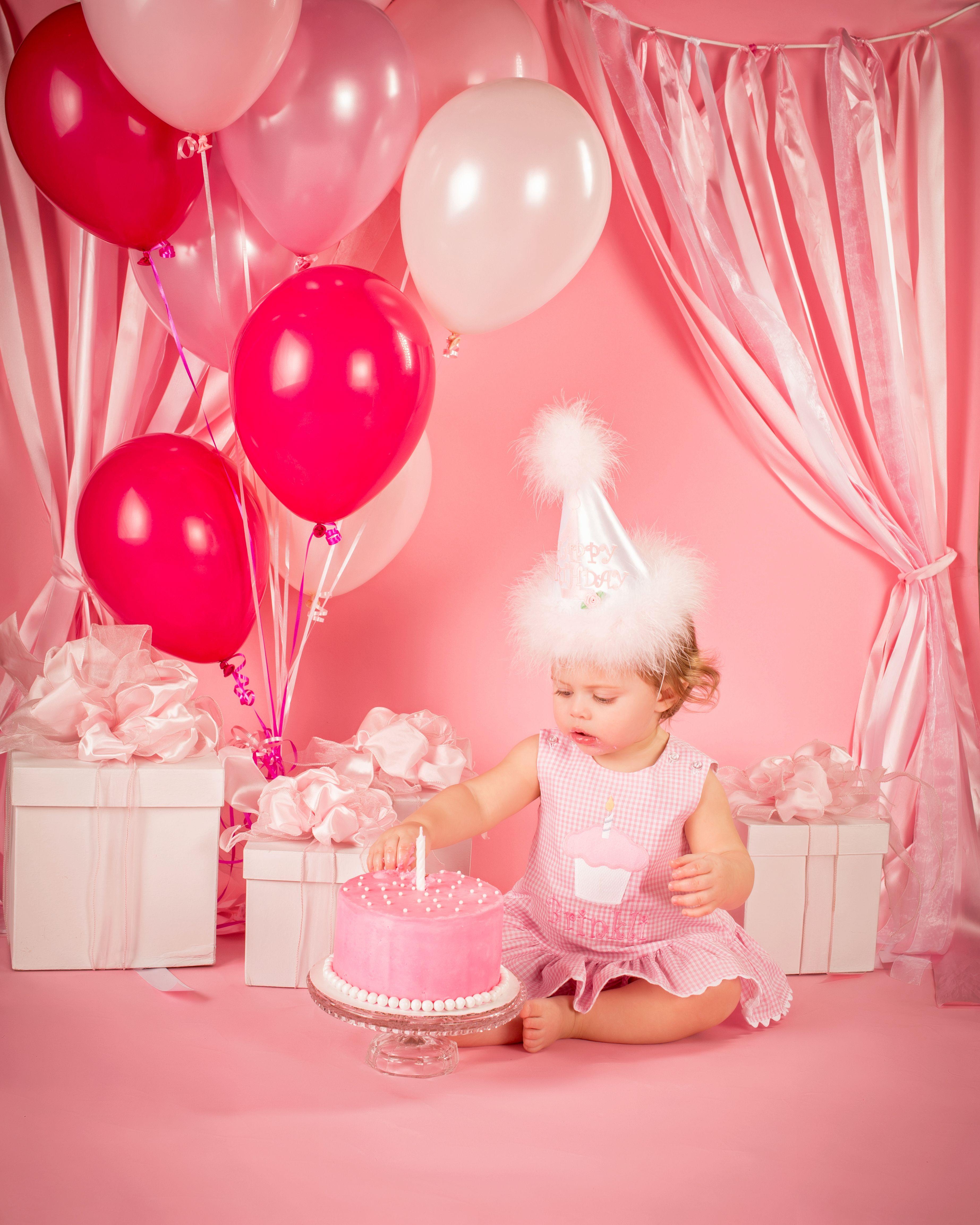 First Birthday Cake Smash Clarksville Tennessee