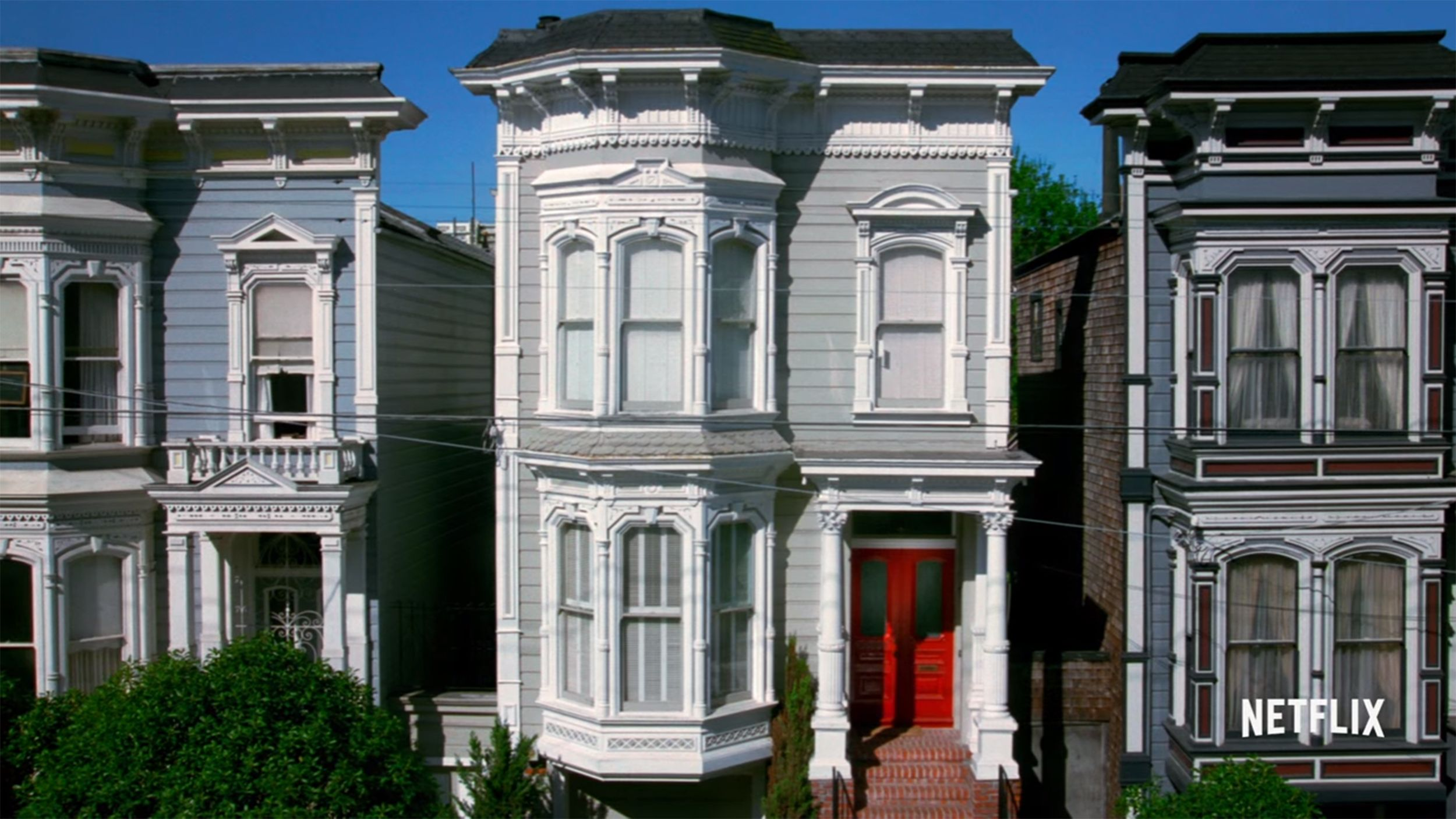 This Is One Full House The Tanner Family Home Hits The Market Fuller House Full House Fuller House Episodes