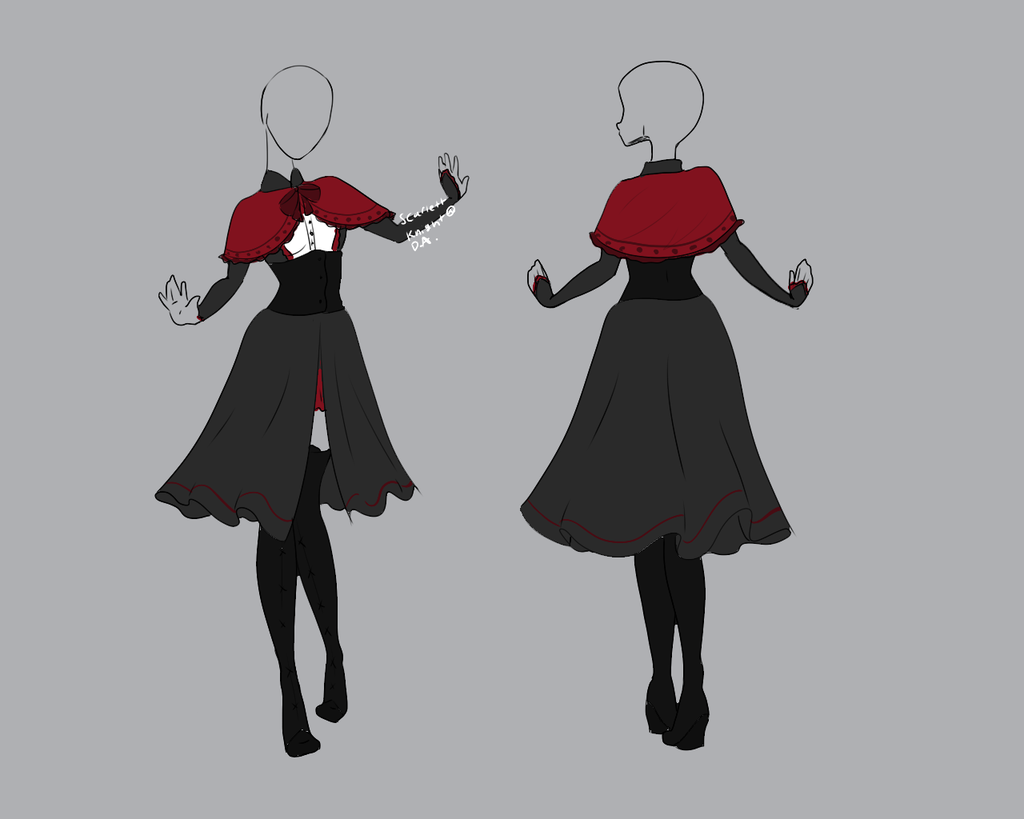 Character Design Help : Commission by scarlett knight viantart on